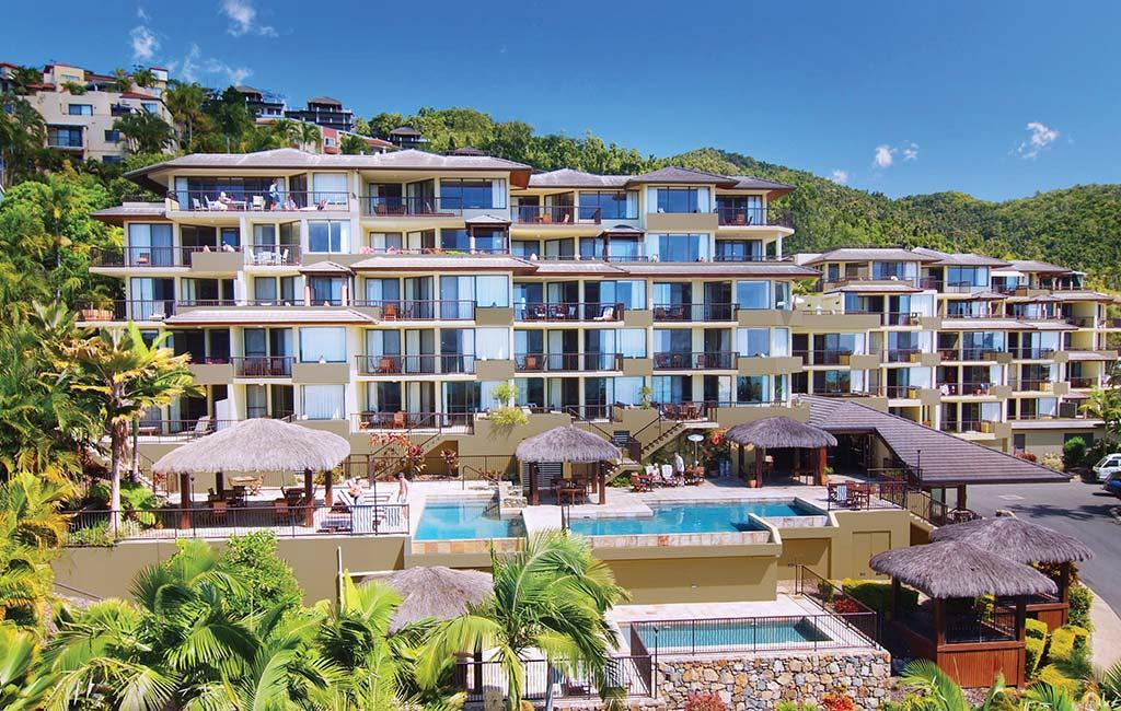 Waters Edge Resort Whitsunday   Airlie Beach Accommodation